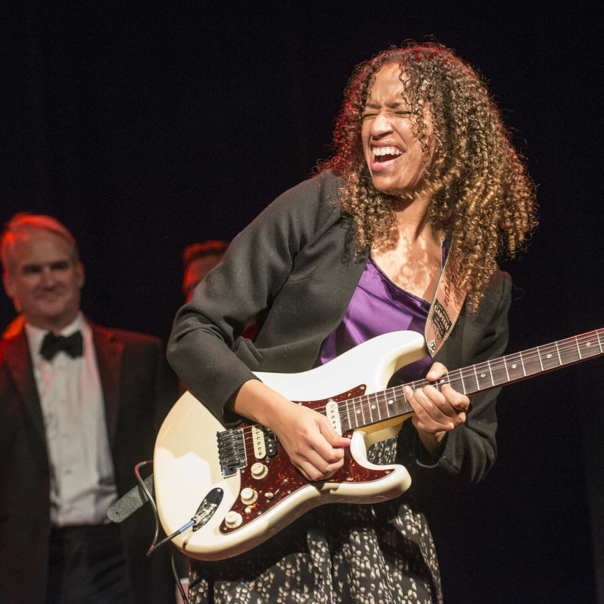 Black Fret Black Ball 2016 Jackie Venson