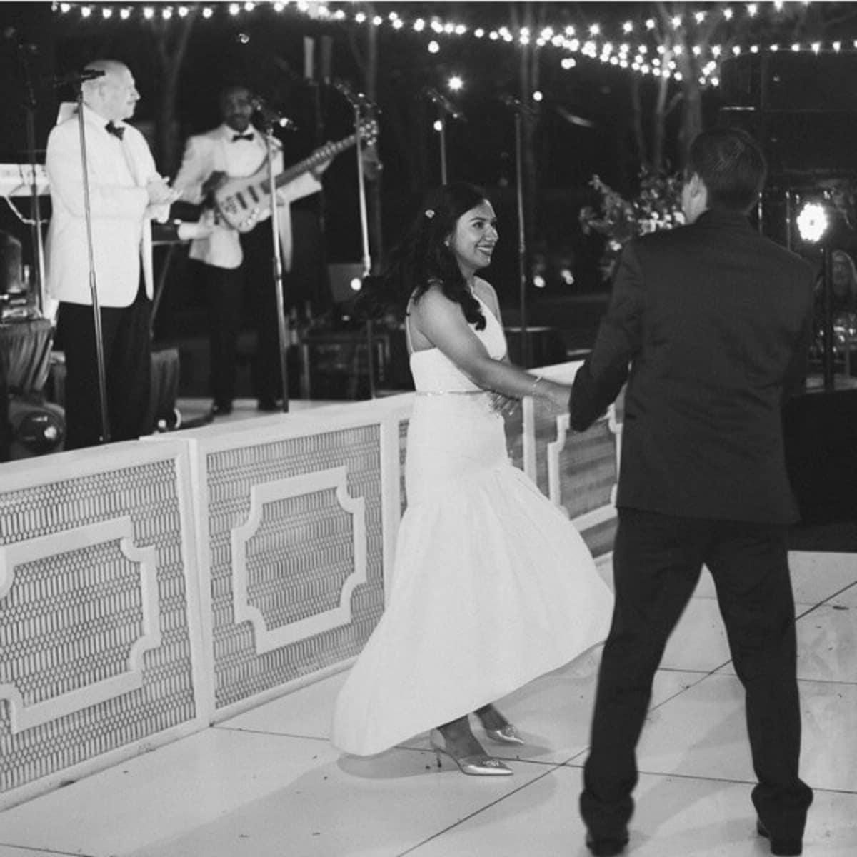 Jared + Diana first dance