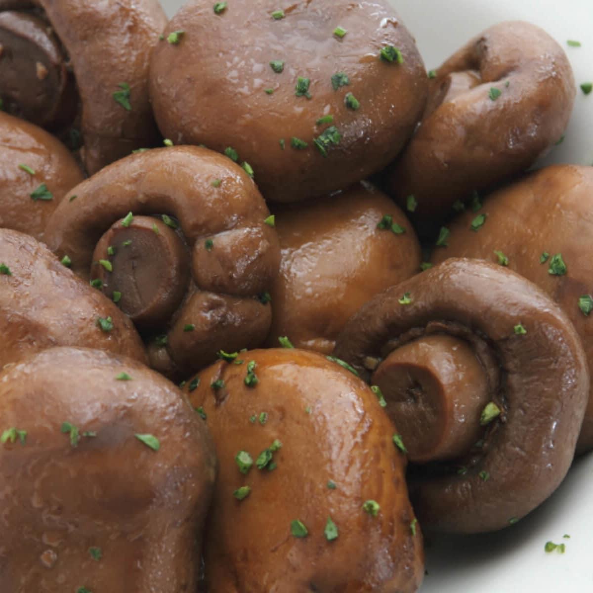 Bob's Steak mushrooms