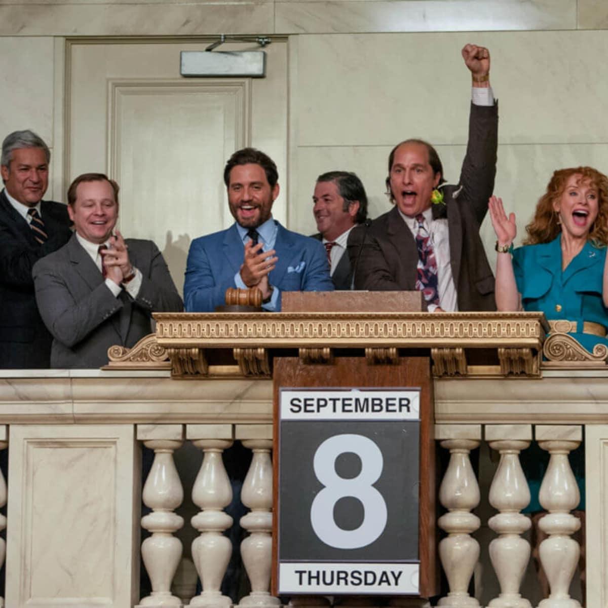 Edgar Ramirez, Matthew McConaughey, and Bryce Dallas Howard in Gold