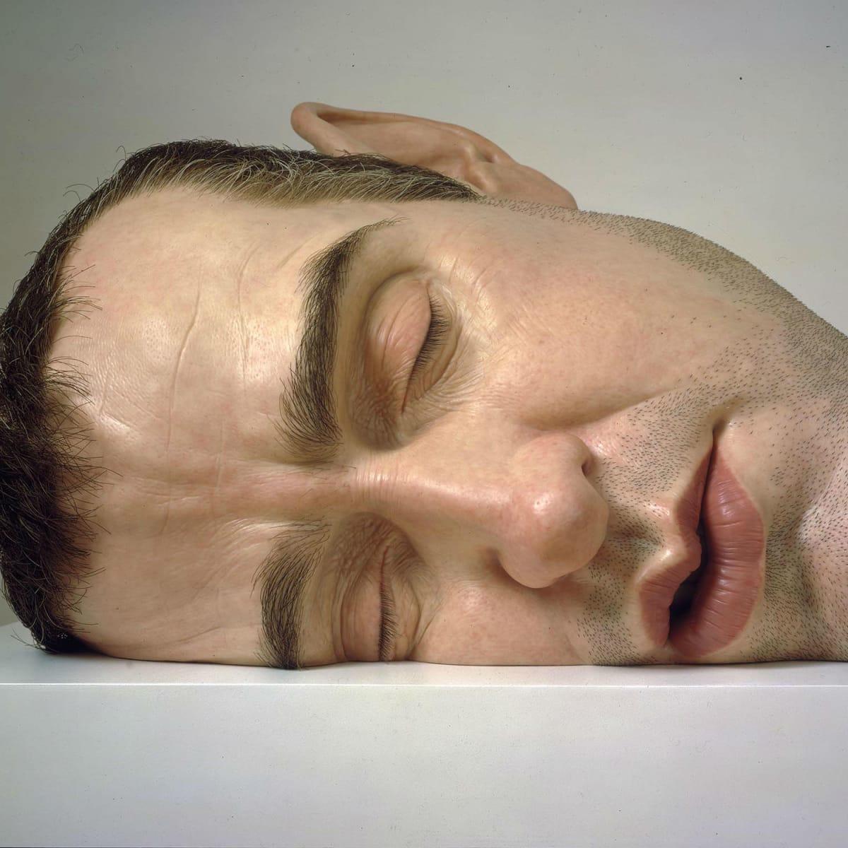 Museum of Fine Arts, Houston presents Ron Mueck