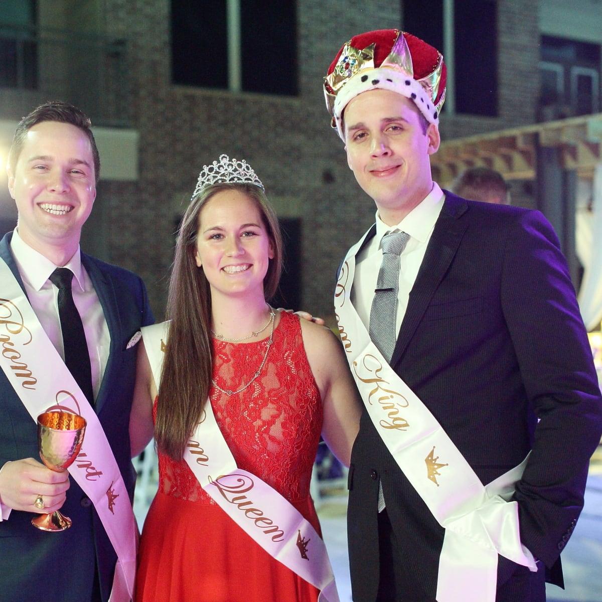 Houston, Big Brothers Big Sisters YP The Big Prom, Feb 2017, Michael Clinton, Brittany Metcalf, Grant Inman