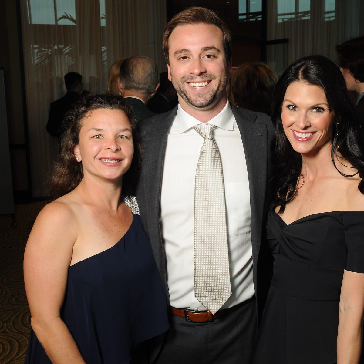 Kickstart gala, Amy Jones, Hunter Berry, Lori Berry