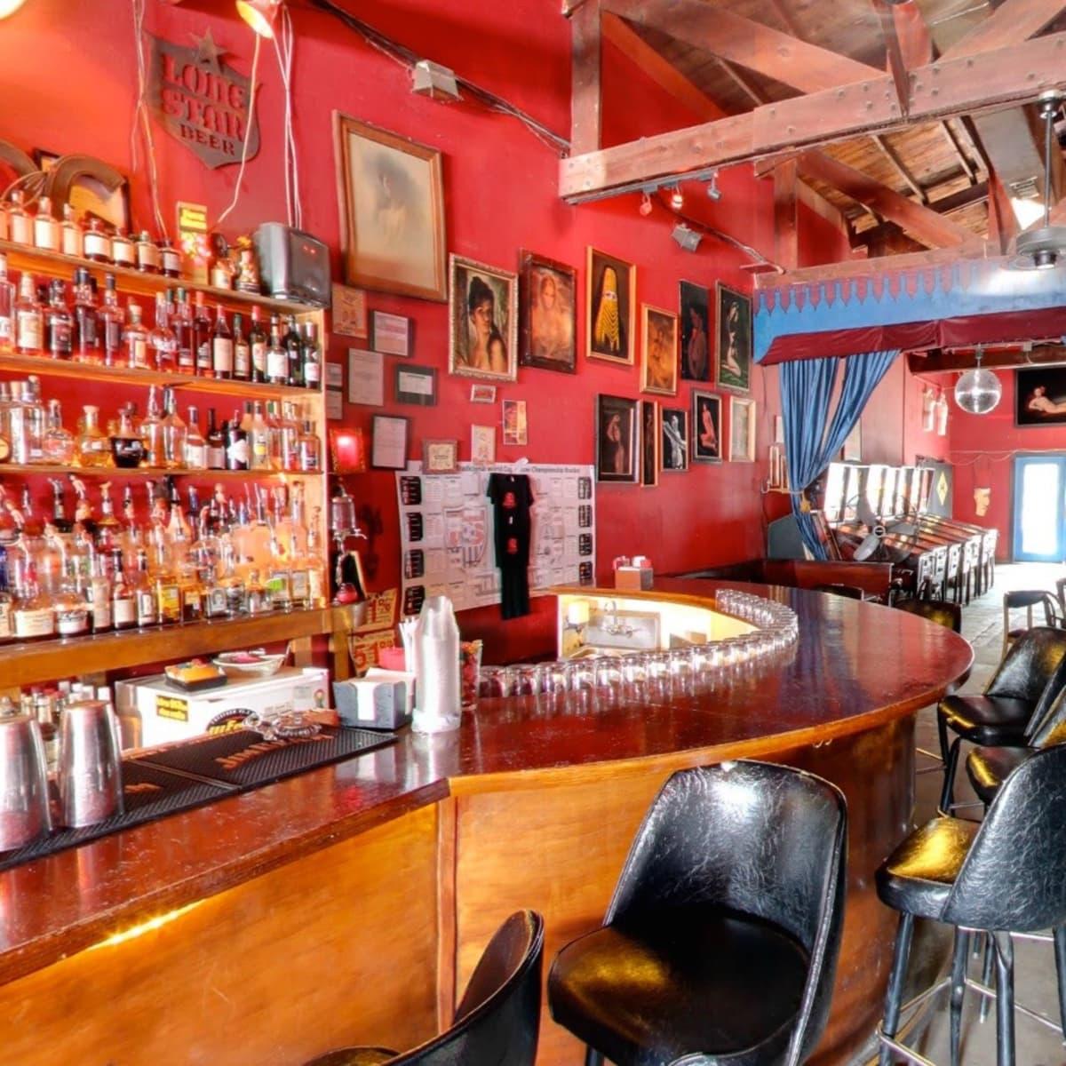 Poison Girl Houston bar