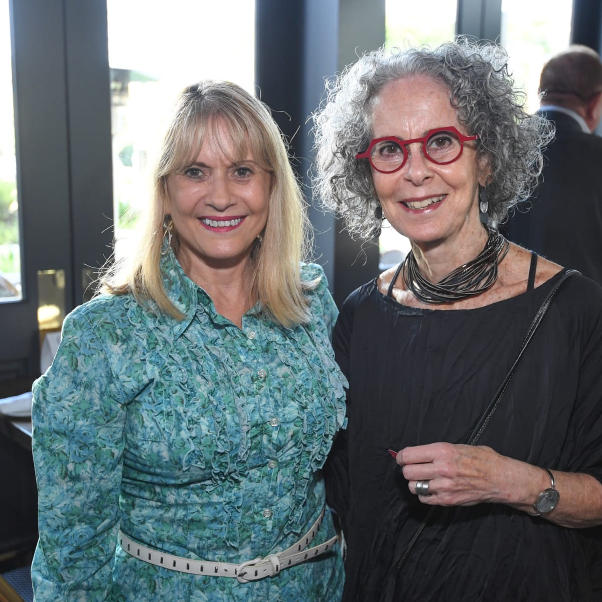 Blue Plate Special kick off, Sharon Brier, Avril Danziger