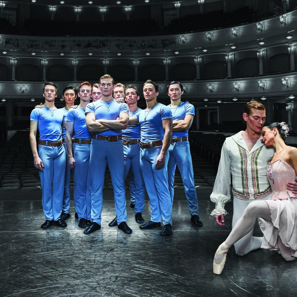 Texas Ballet Theater presents Mozart Requiem and Martinů Pieces