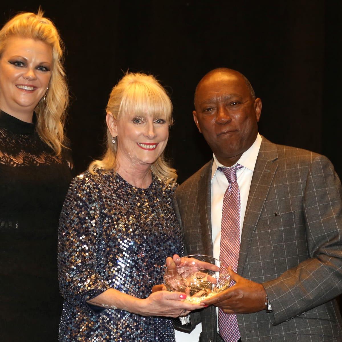 Houston Area Women's Center Gala,  Carrie Potter, Rebecca White, Mayor Sylvester Turner
