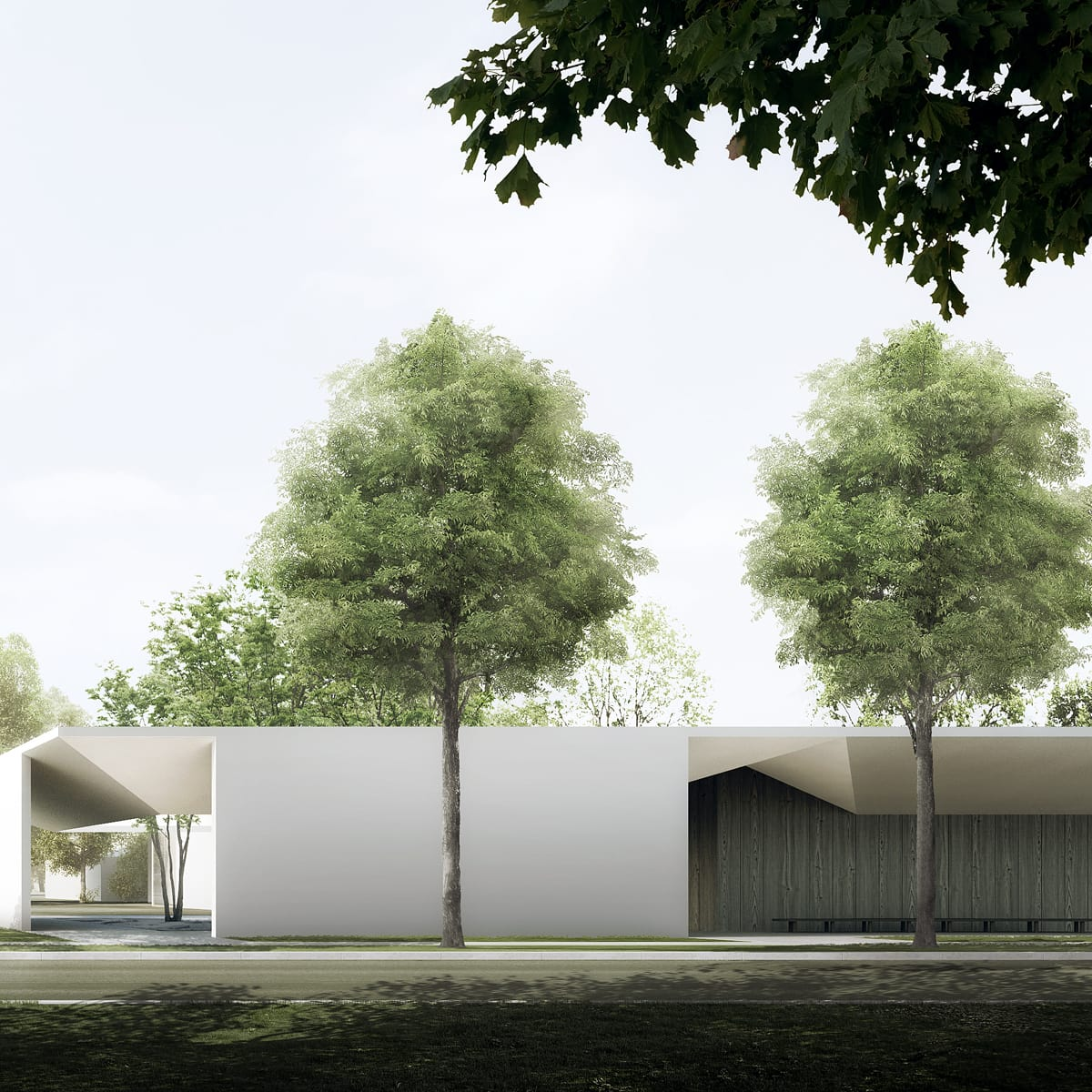 4 Menil Drawing Institute Menil Campus Exterior March 2015