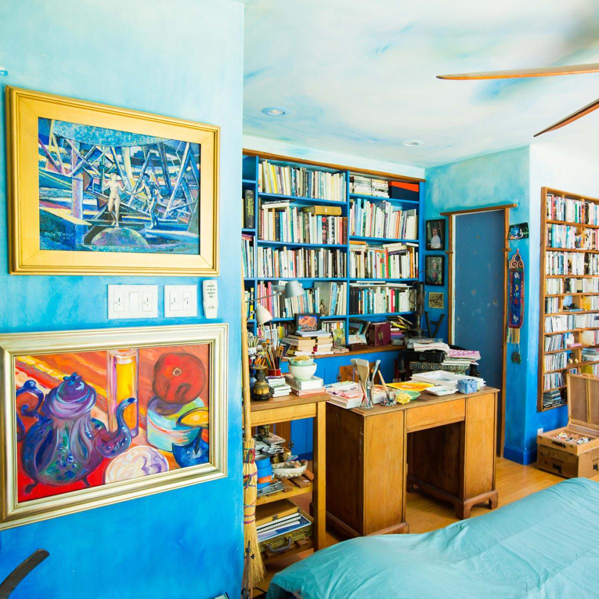 Austin Weird Homes Tour 2017 Barton Hills Art Oasis