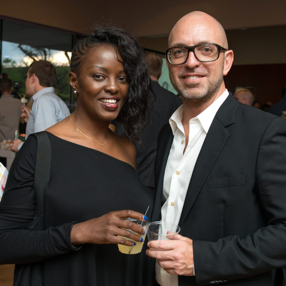 Houston, CultureMap Tastemakers, April 2017, Judith Mahinay, Oliver Labulle