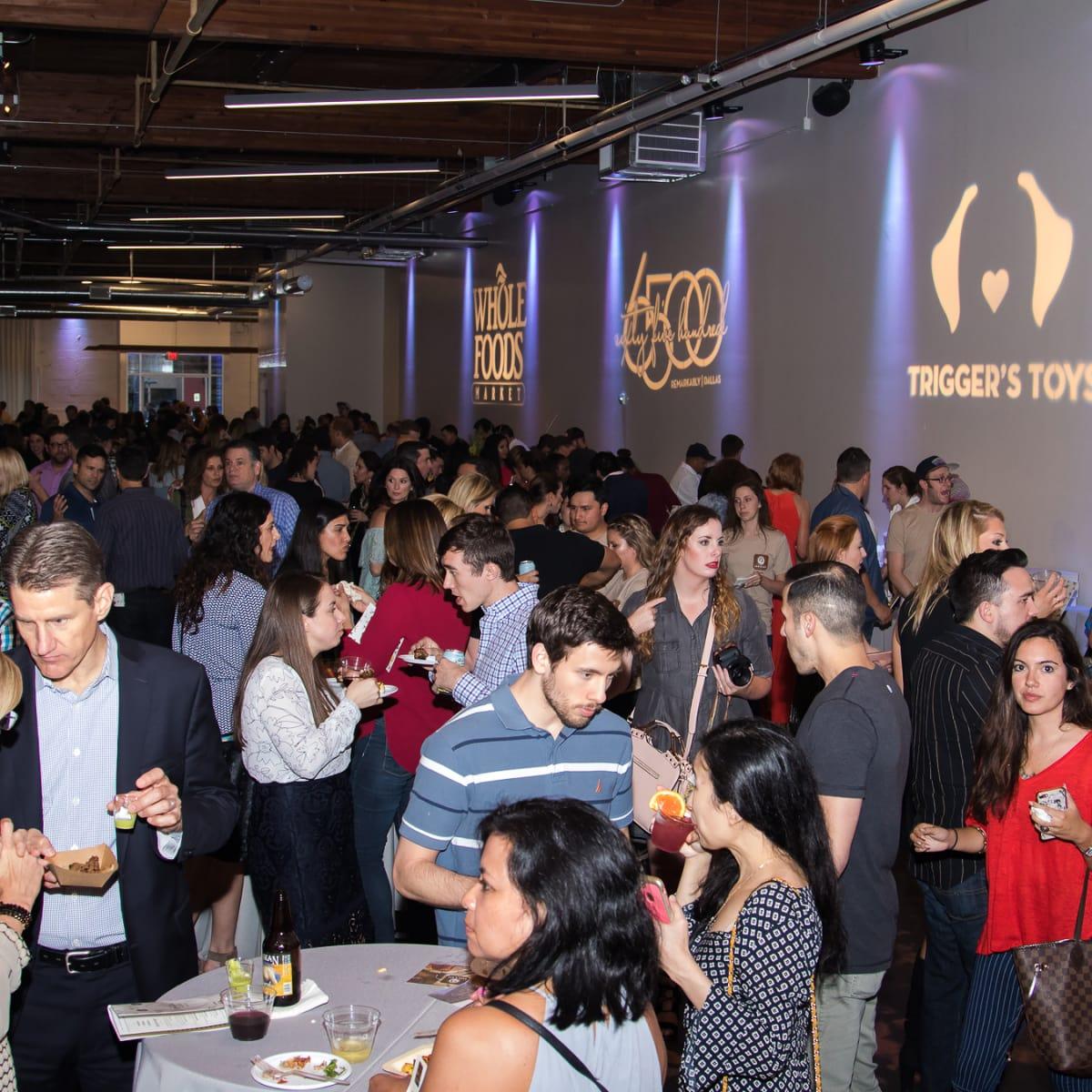 Guests at Tastemakers 2017