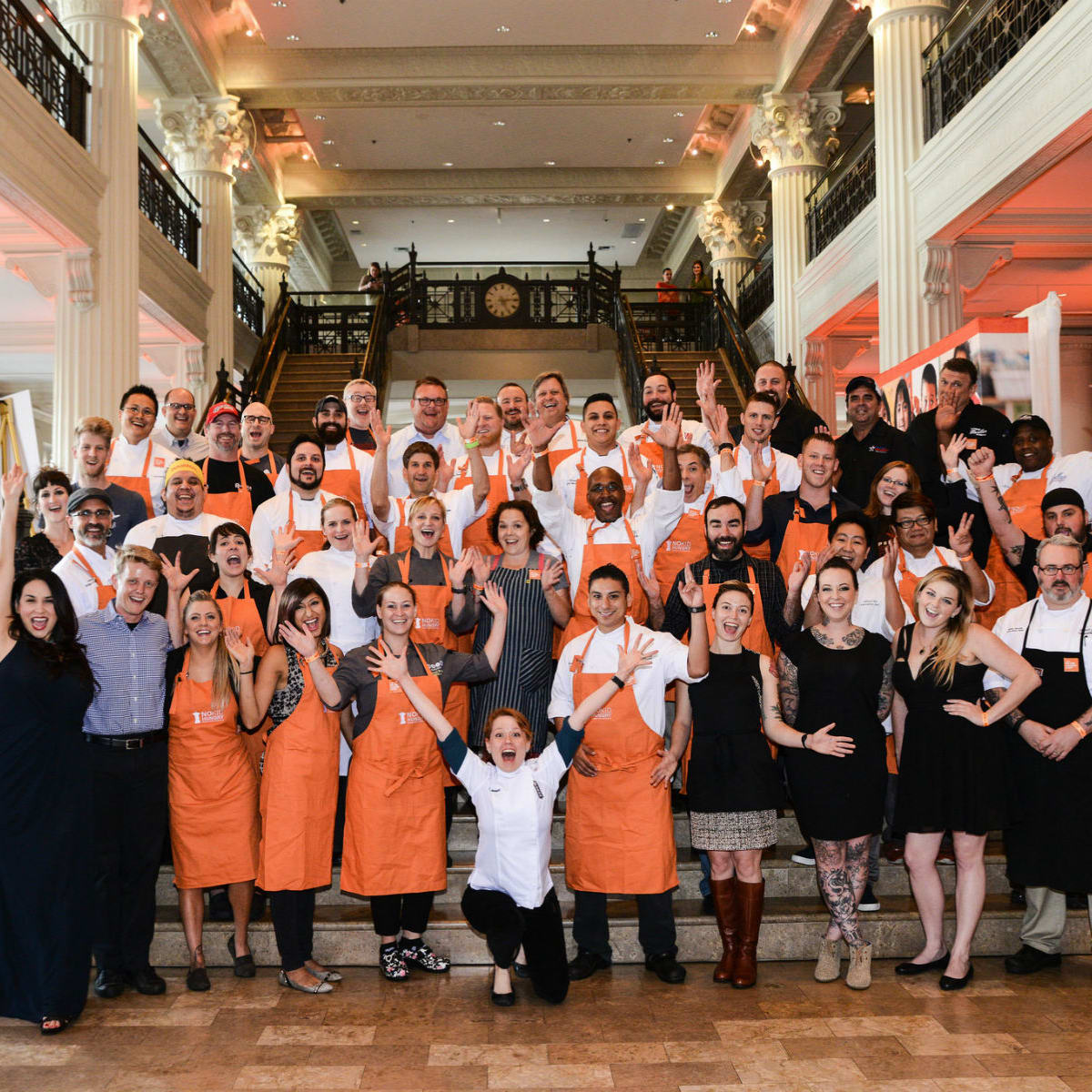 No Kid Hungry presents Houston's Taste of the Nation