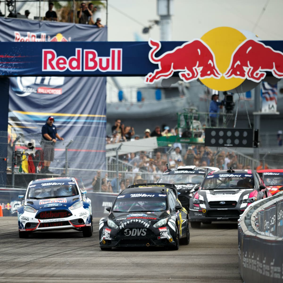 Red Bull Global Rallycross Dallas