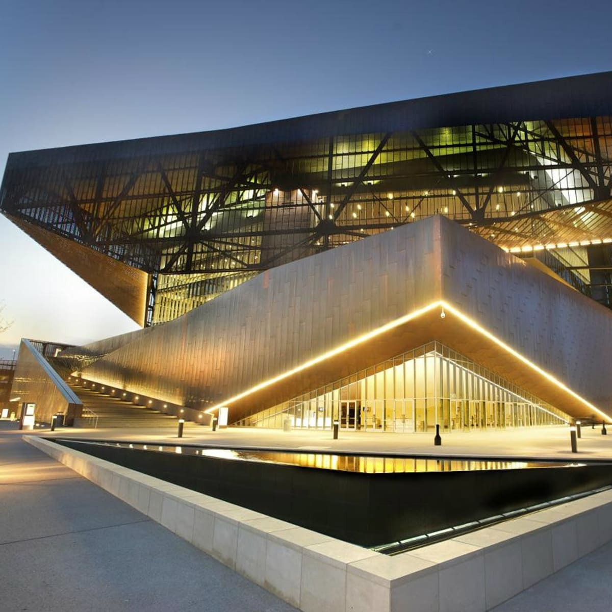 Irving Convention Center at Las Colinas