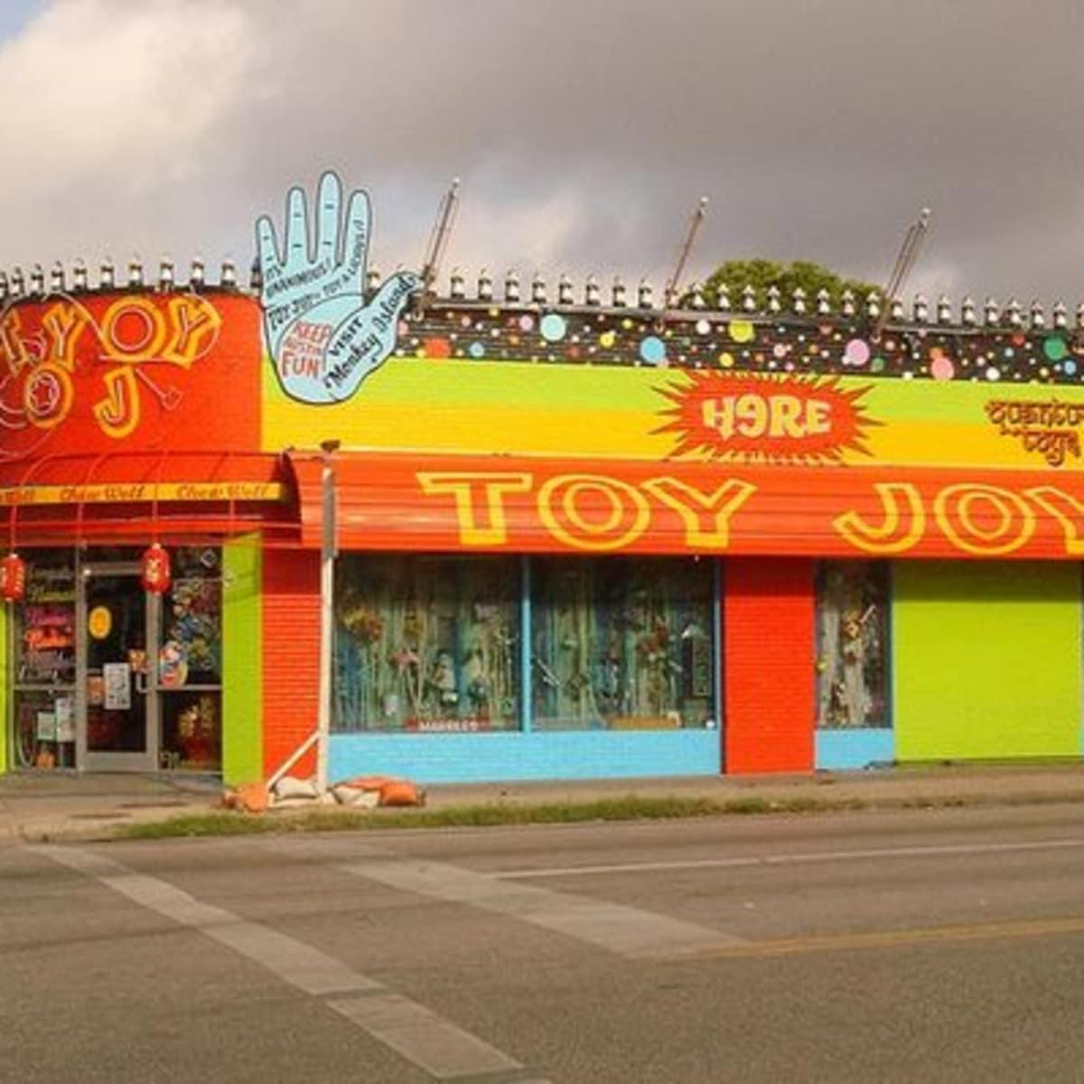 Austin Photo: Places_shopping_toyjoy_exterior