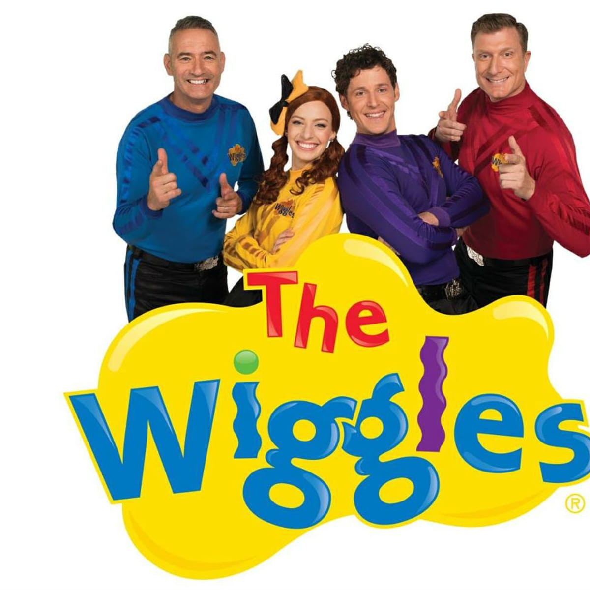 "The Wiggles in concert: ""Taking Off"" World Tour"