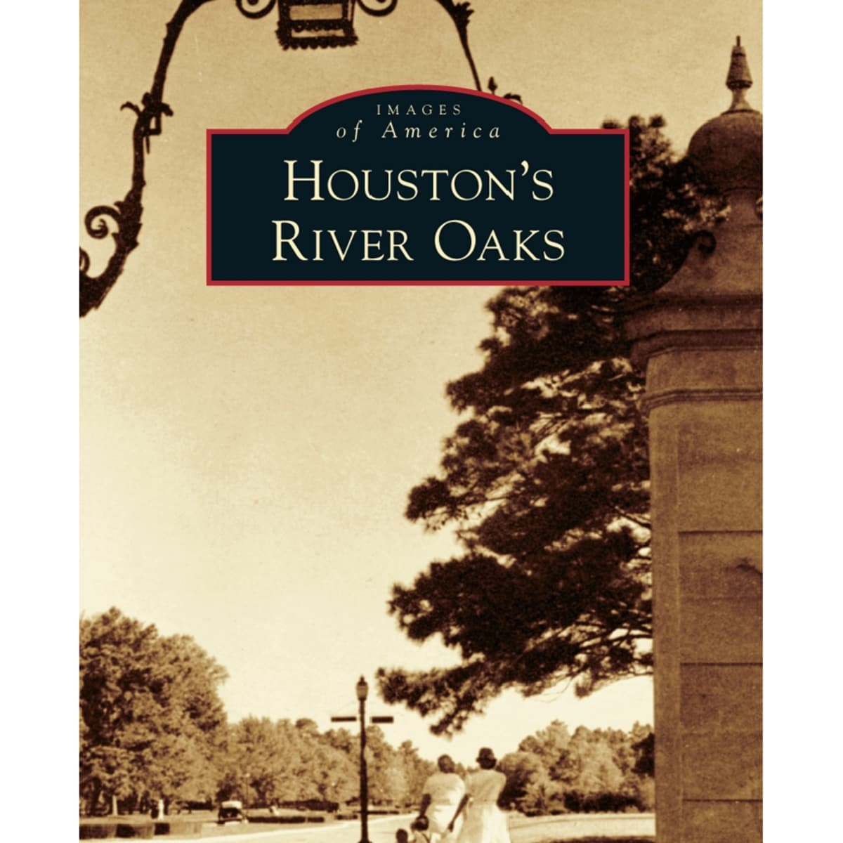 Jerry & Marvy Finger Lecture Series presents Houston's River Oaks By Ann Dunphy Becker