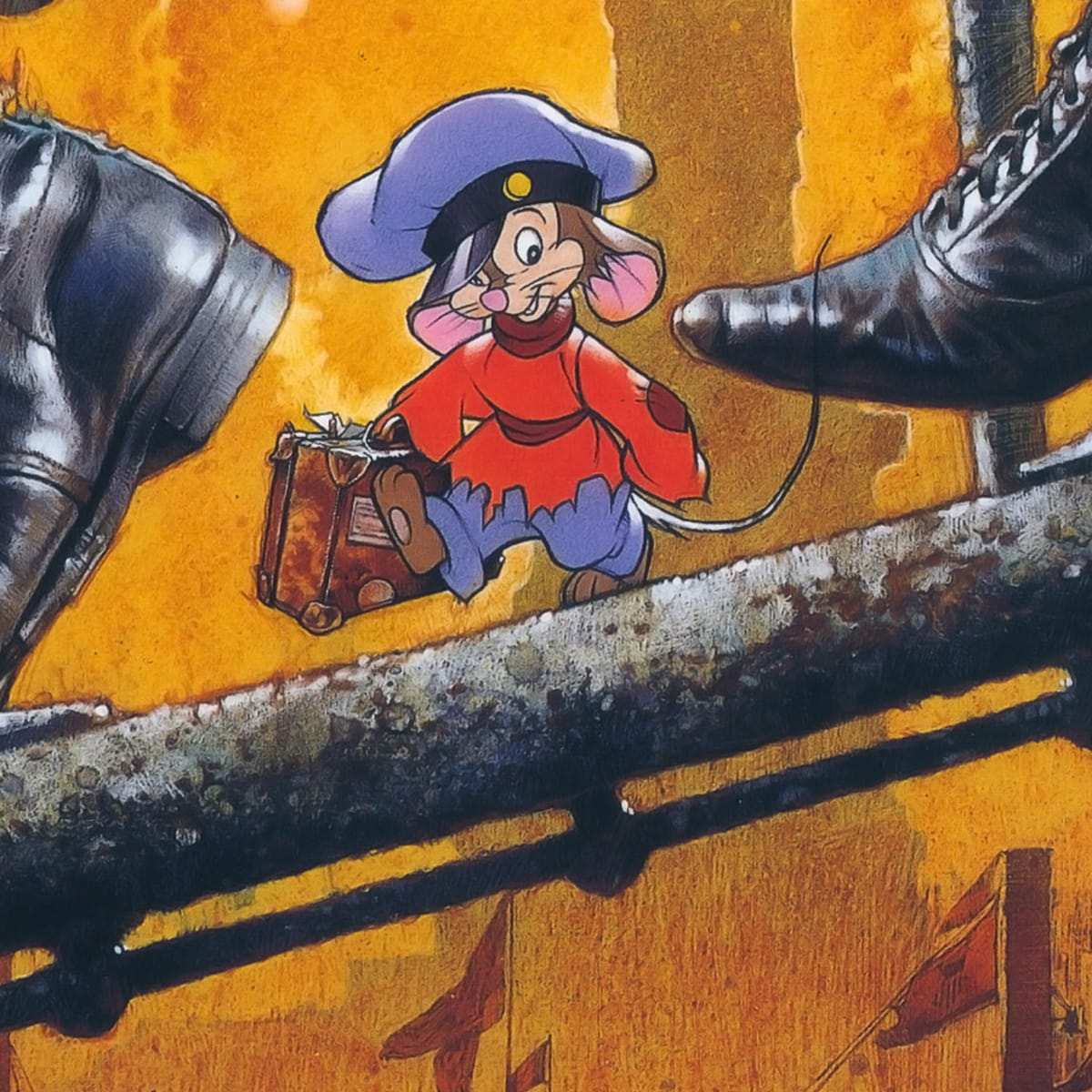 Fievel Mousekewitz from An American Tail