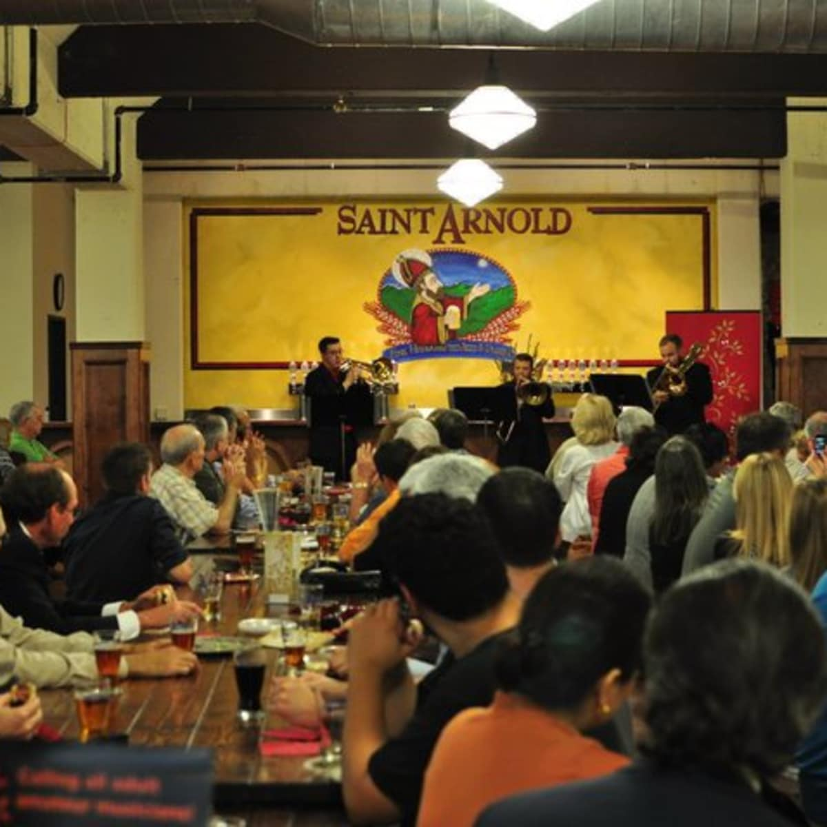 "River Oaks Chamber Orchestra presents ""Beer and Brass"""