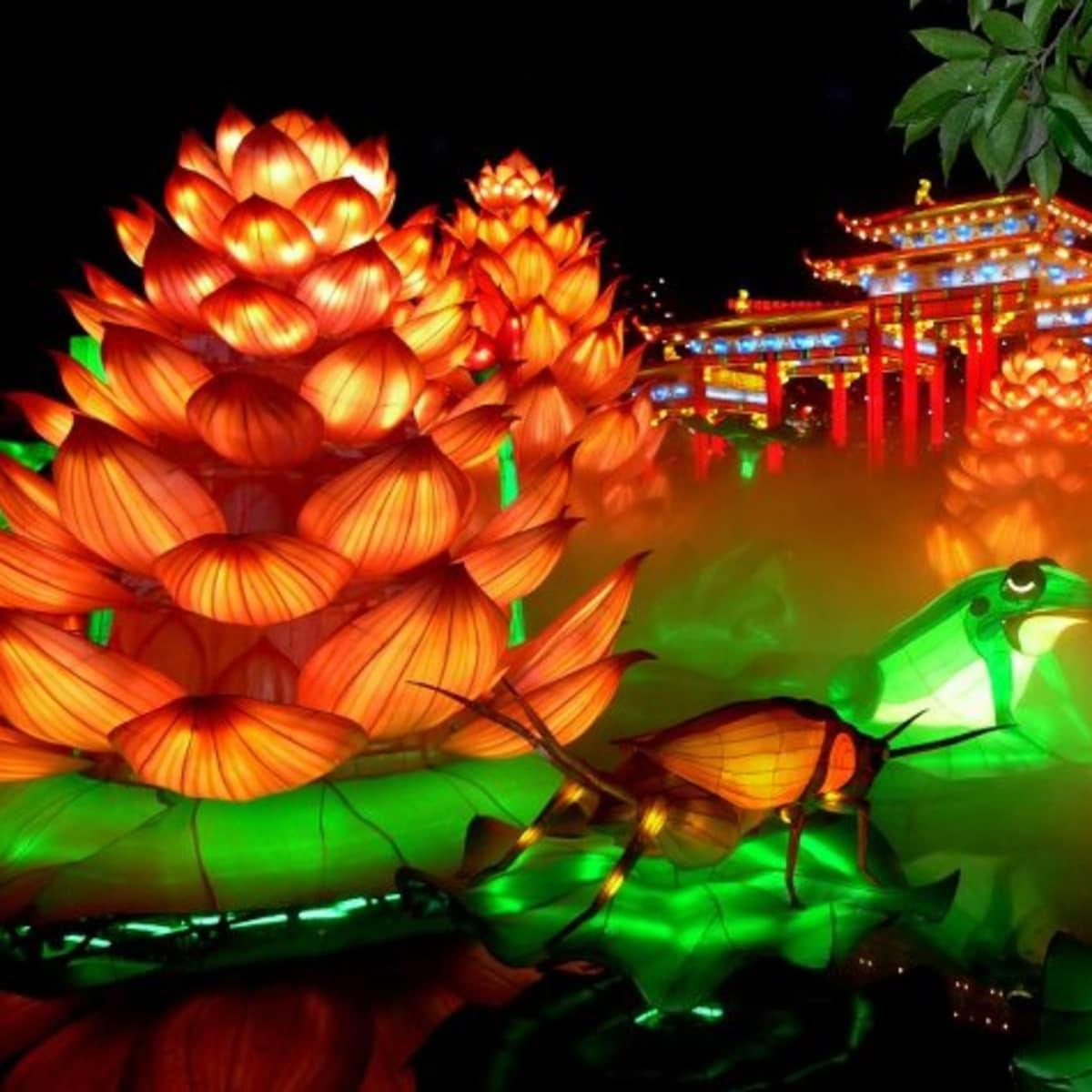 Chinese Lantern Festival Dallas