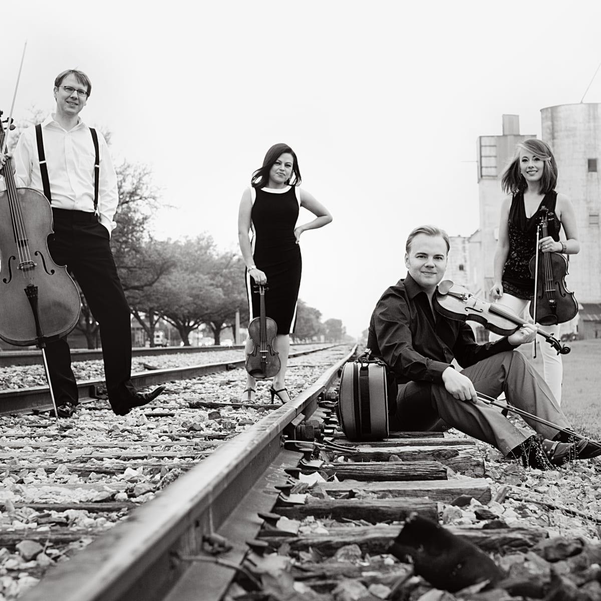 "Apollo Chamber Players presents ""Bohemian Inception, American Inspiration"""