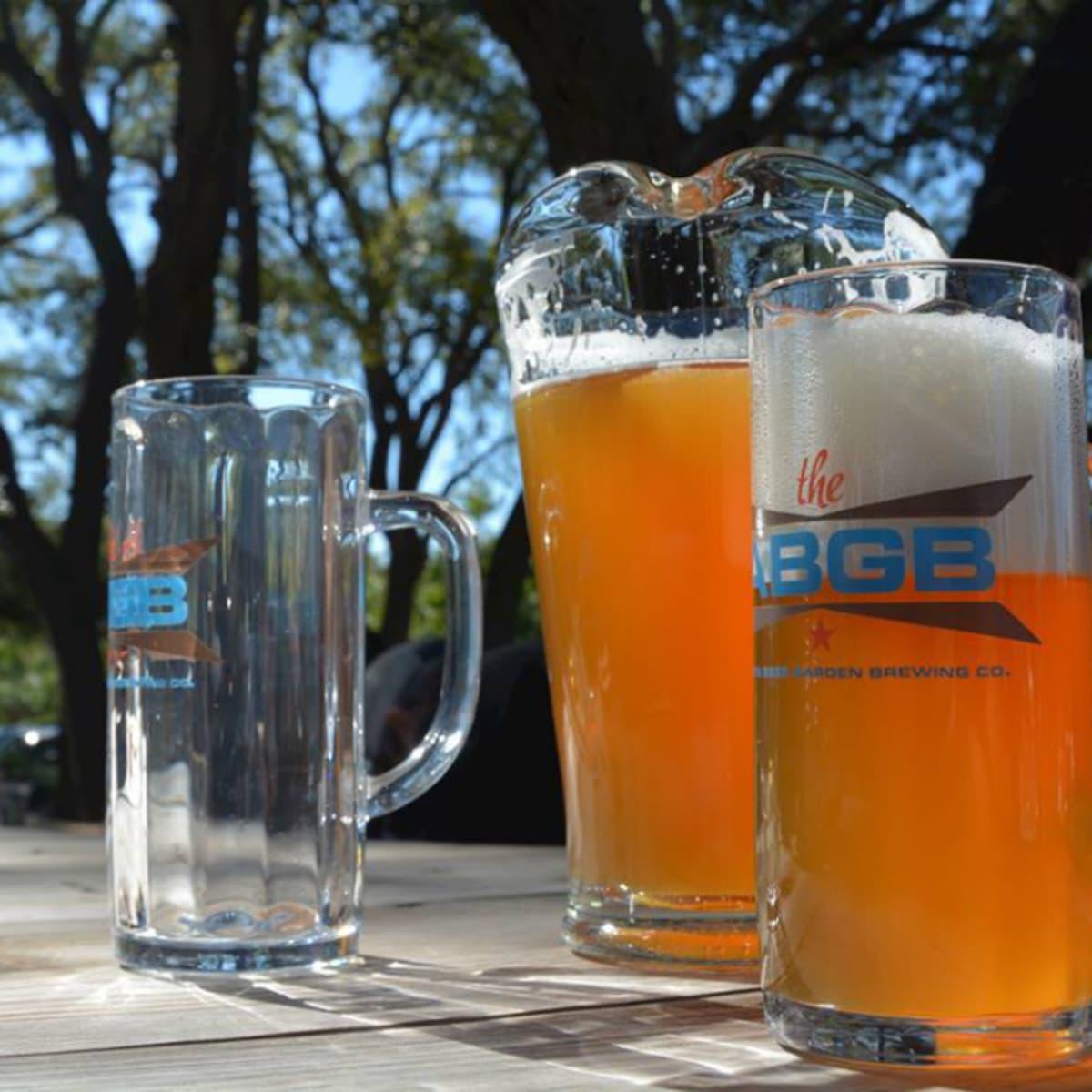 ABGB Austin Beer Garden and Brewery Fermentation Fest