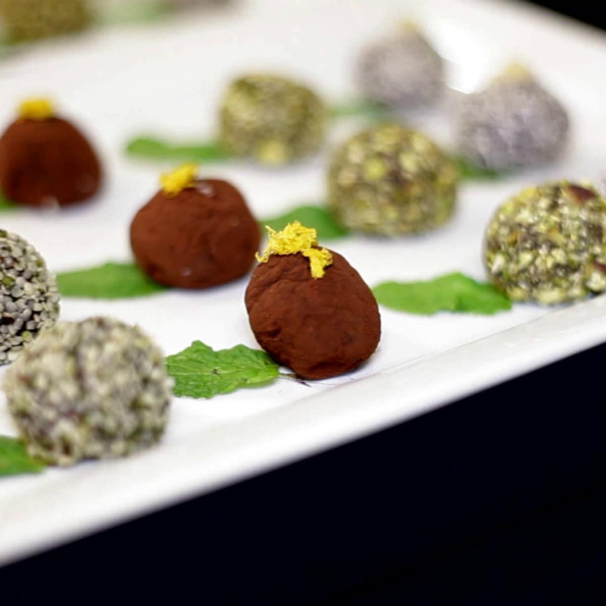 The Natural Epicurean raw chocolate vegan