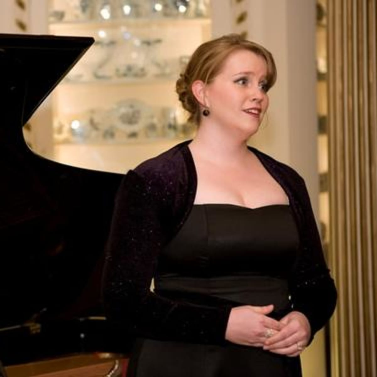 Houston Grand Opera Studio Spring Recital at Rienzi