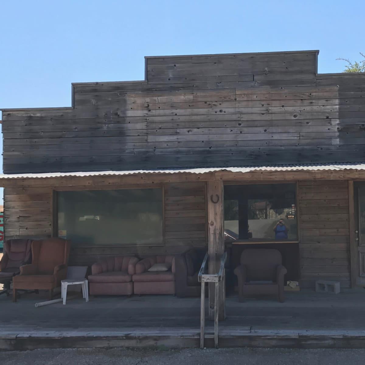 Killen's Barbecue Austin location exterior