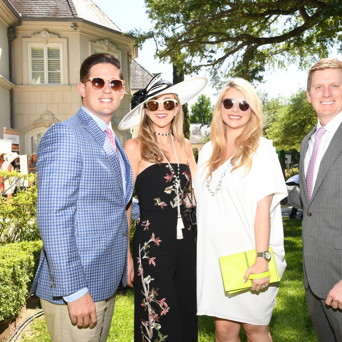 Houston, Hats, Hearts & Horseshoes benefiting Bo's Place 2017, May 2017, Mark Strickland, Ashley Strickland, Christine Falgout Guknecht, Bill Gutknecht