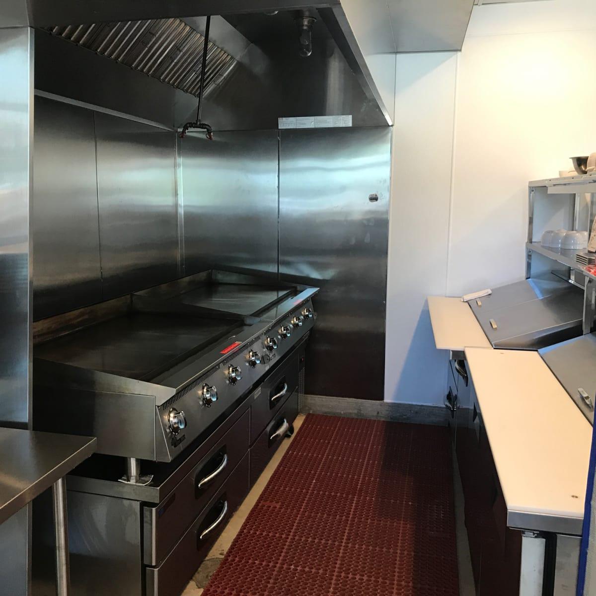 FM Kitchen & Bar kitchen