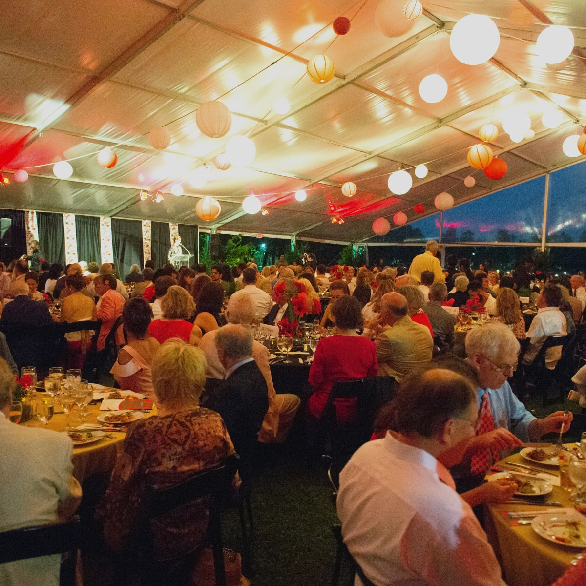Houston, Hermann Park's  Evening in the Park 2017, May 2017, atmosphere