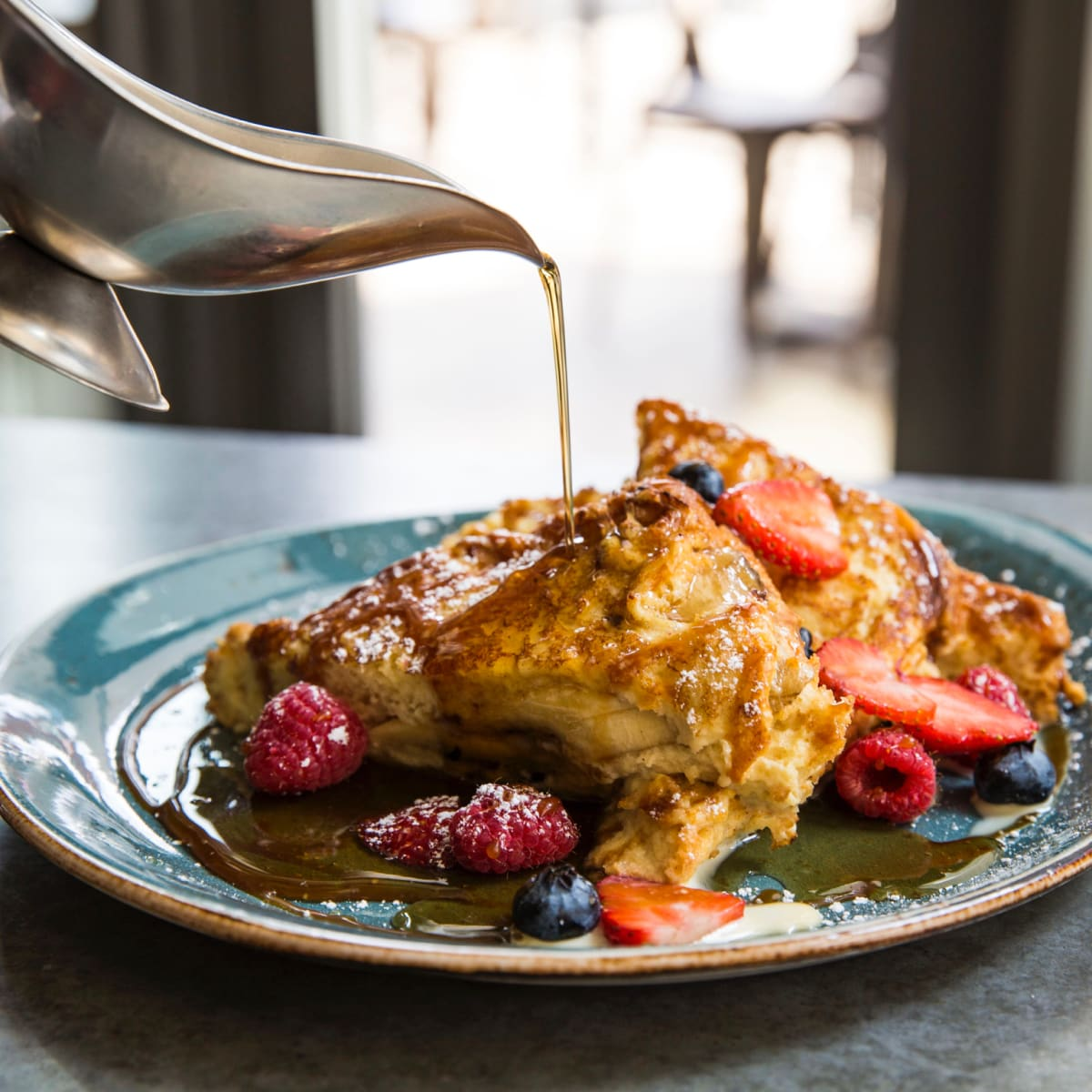 State Fare french toast