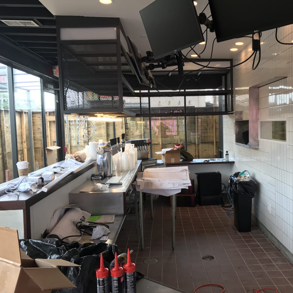 Rice Box Heights construction