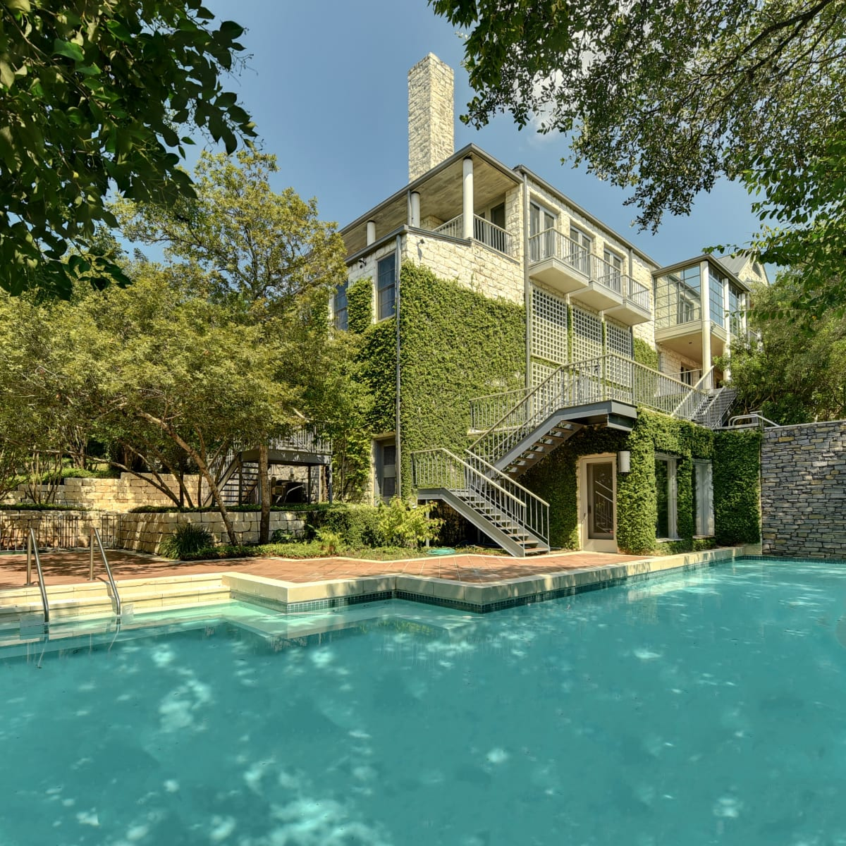 2518 El Greco Cove Austin house for sale pool