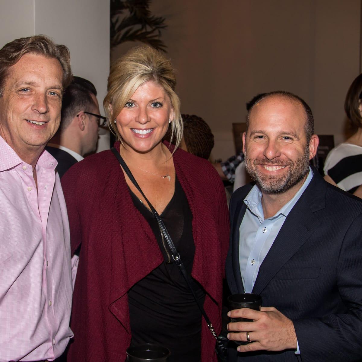 Ken Bardsley, Dawn Case, RB Wilber