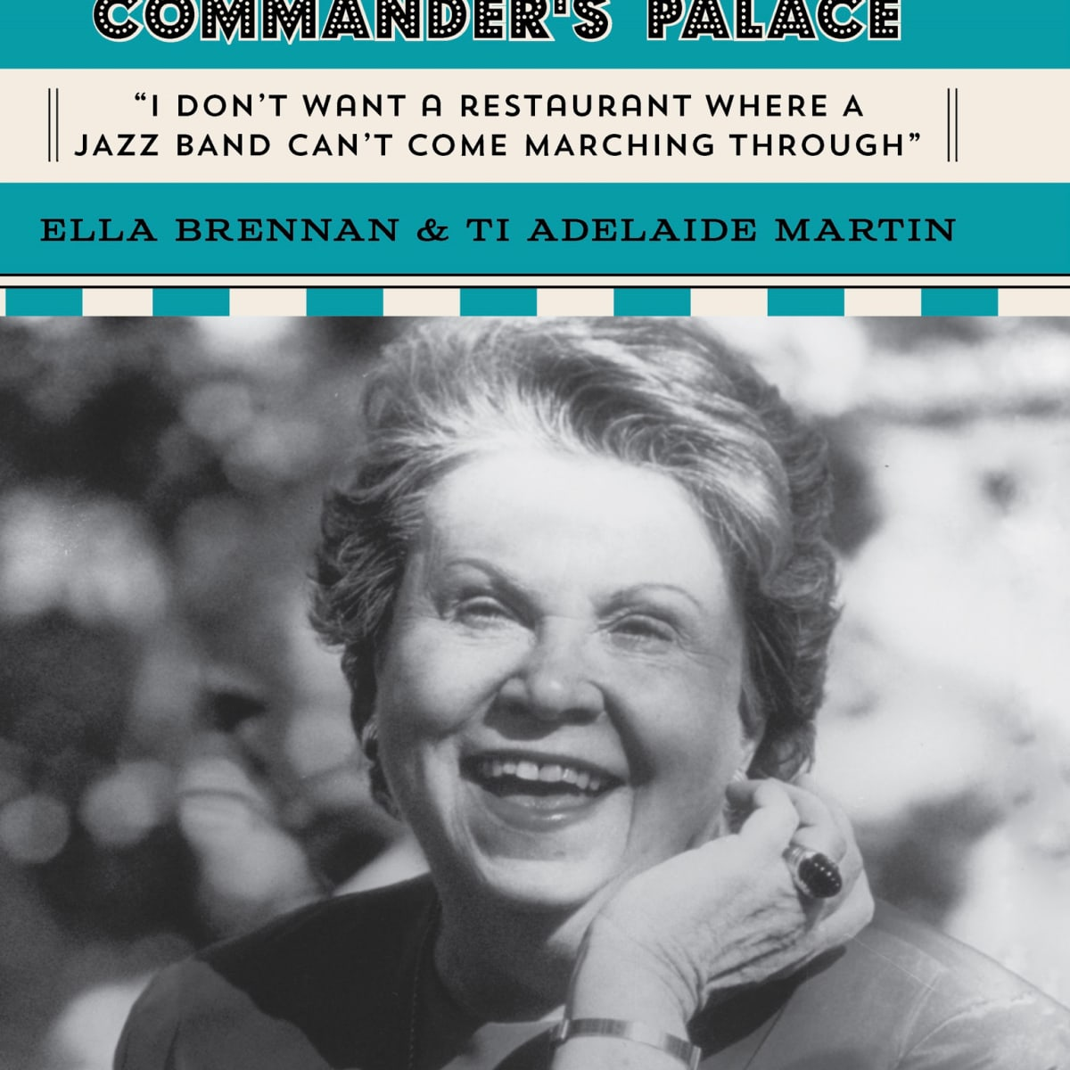 Ella Brennan memoir cover