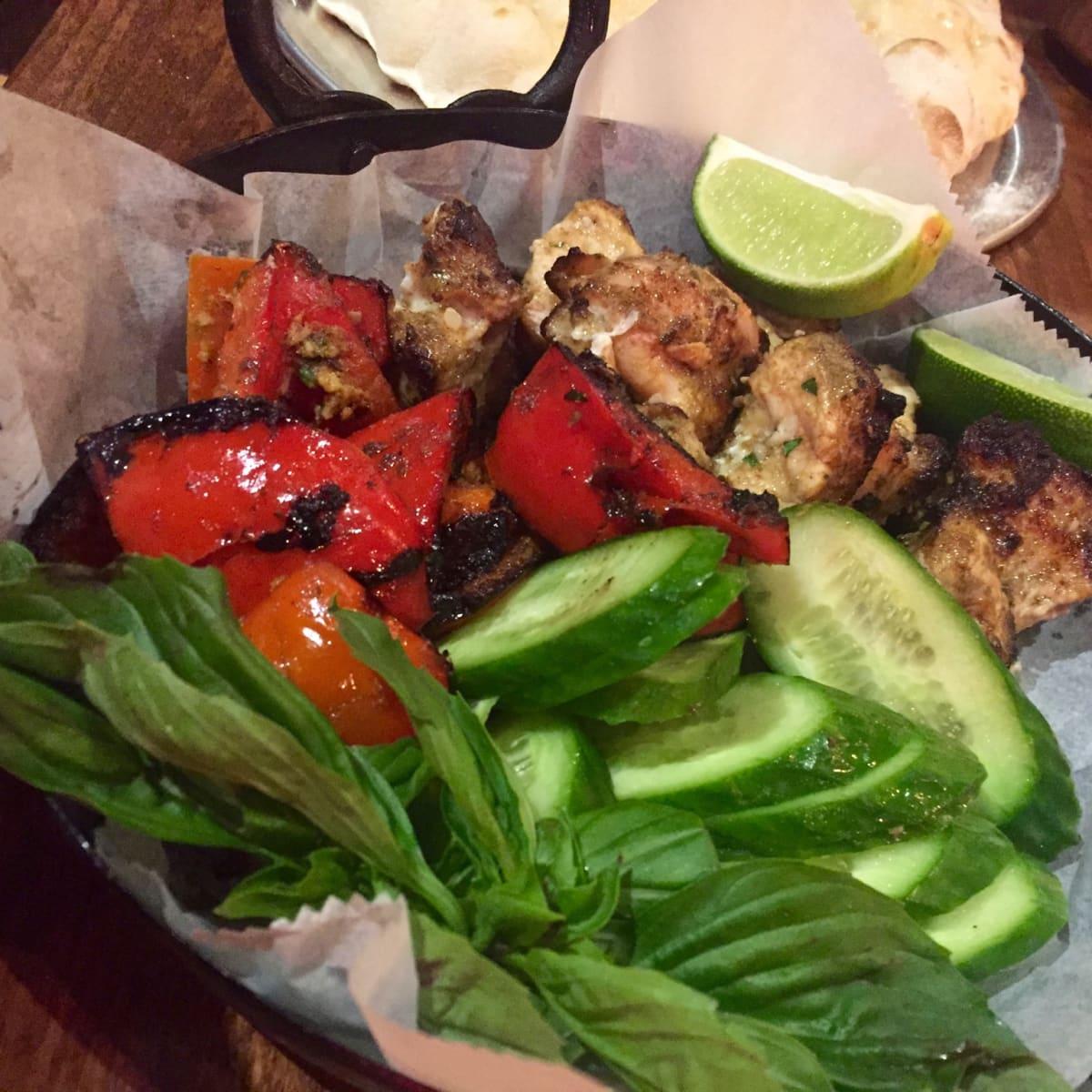 Night Market chicken boti