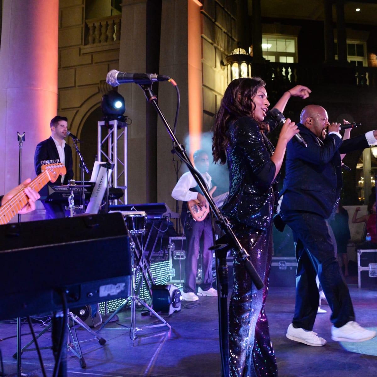 Emerald City Band at Treasure Street 2016 in Dallas