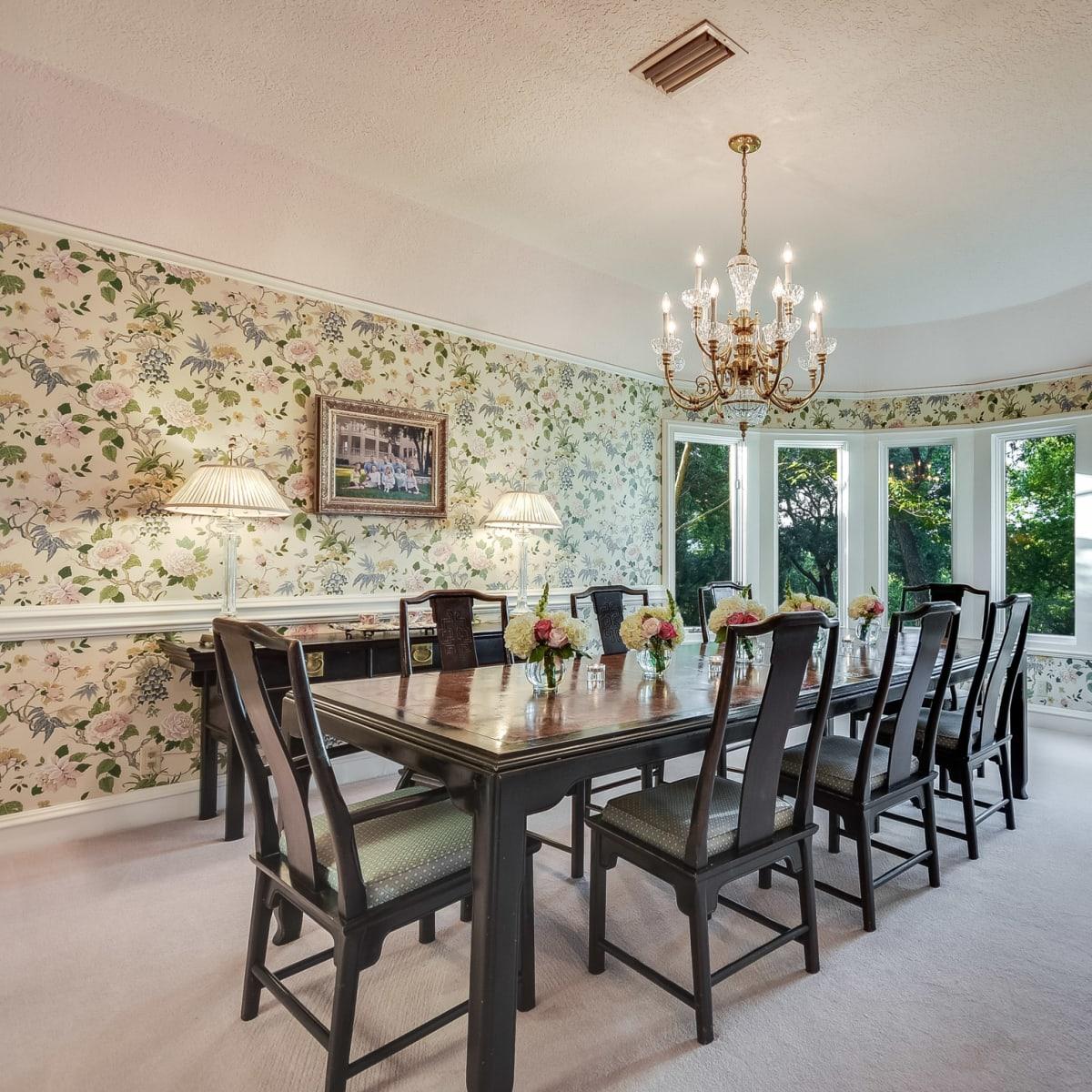 5 Muir Lane Austin house for sale dining room