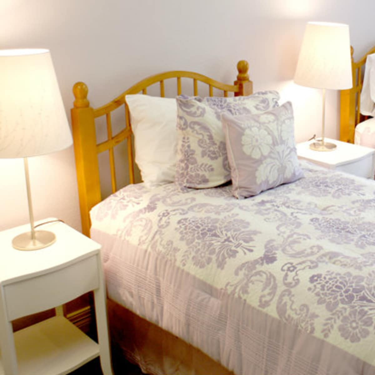 Bedroom at Freedom Place
