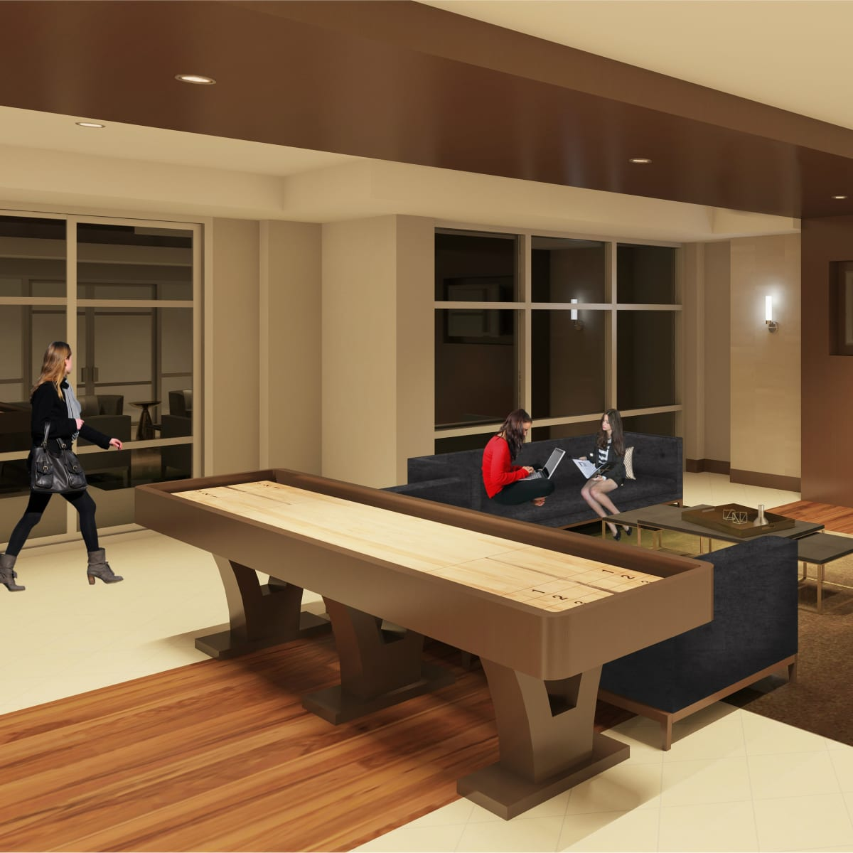 Alara Uptown club room