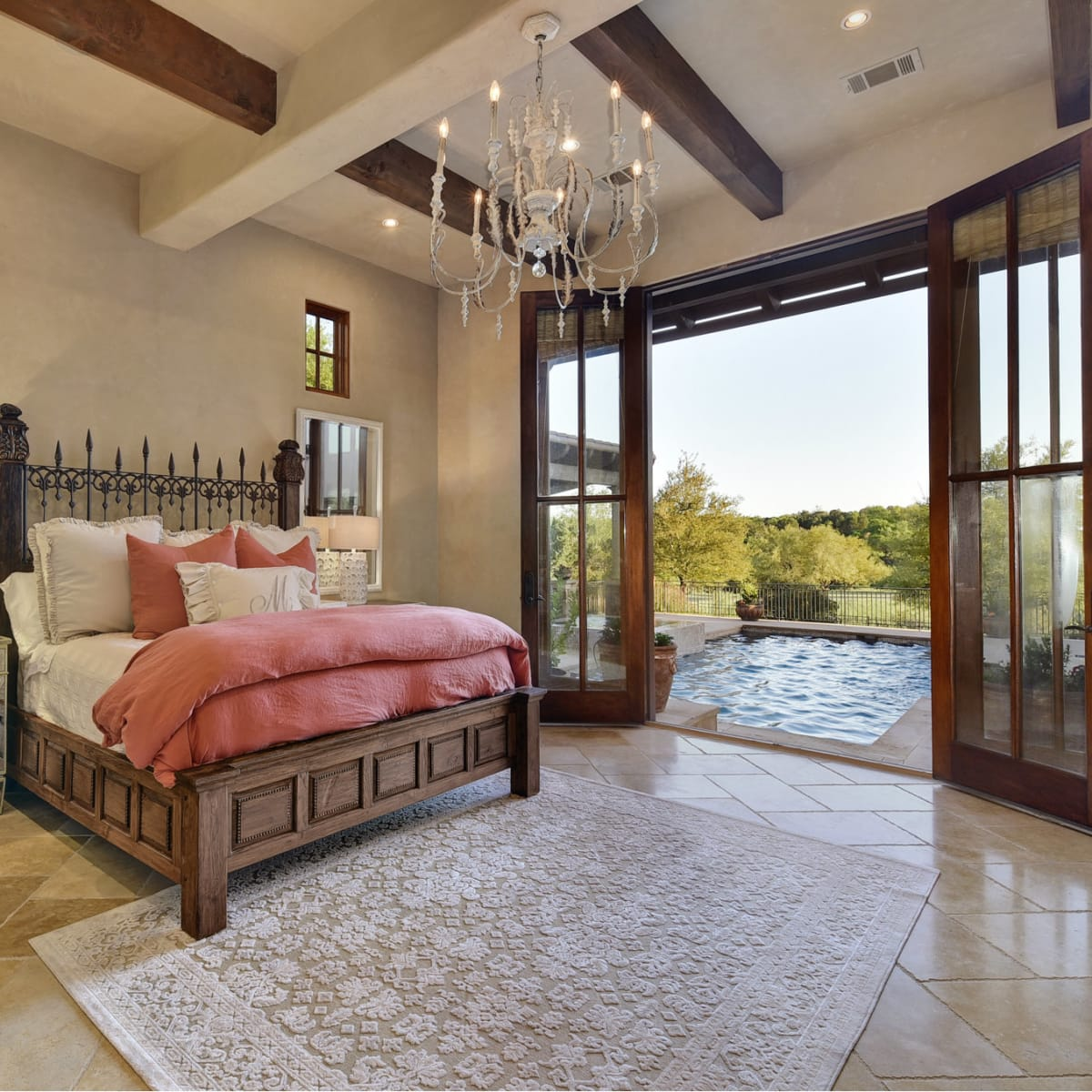 8533 Calera Austin house for sale master bedroom