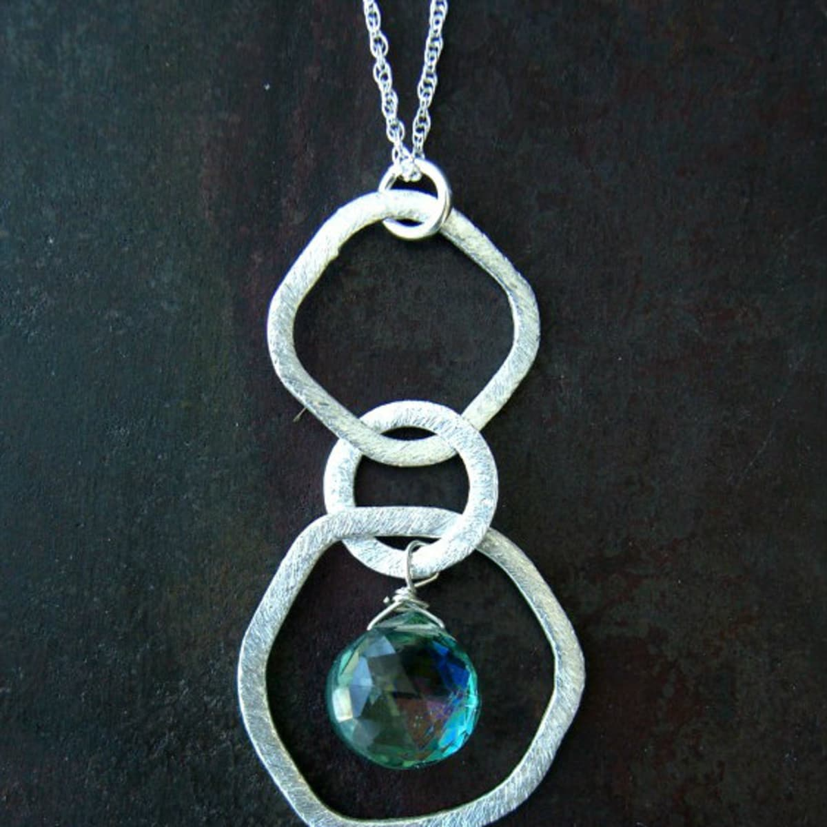 Treisi Jewelry necklace