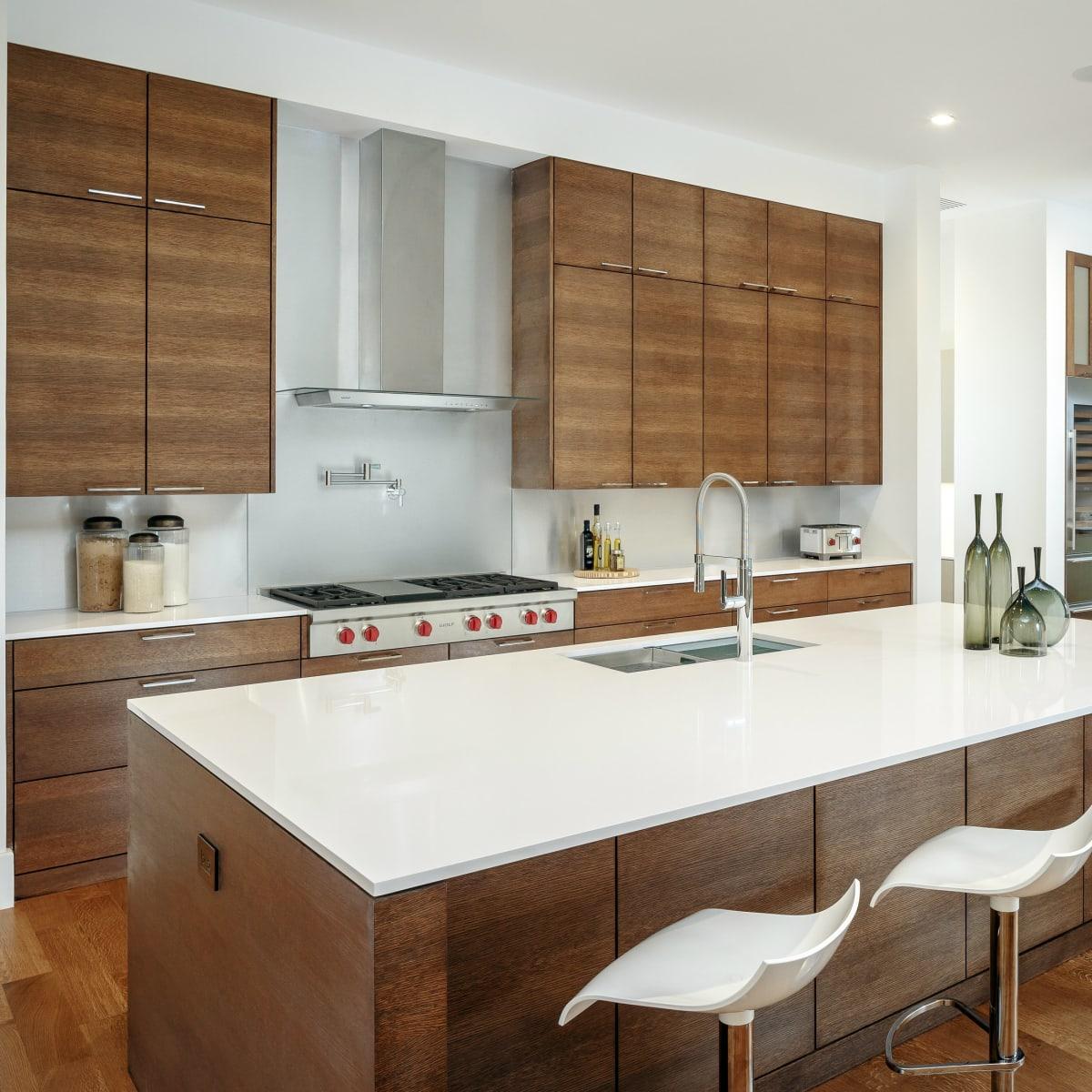 Kitchen at 5746 Greenbriar in Dallas