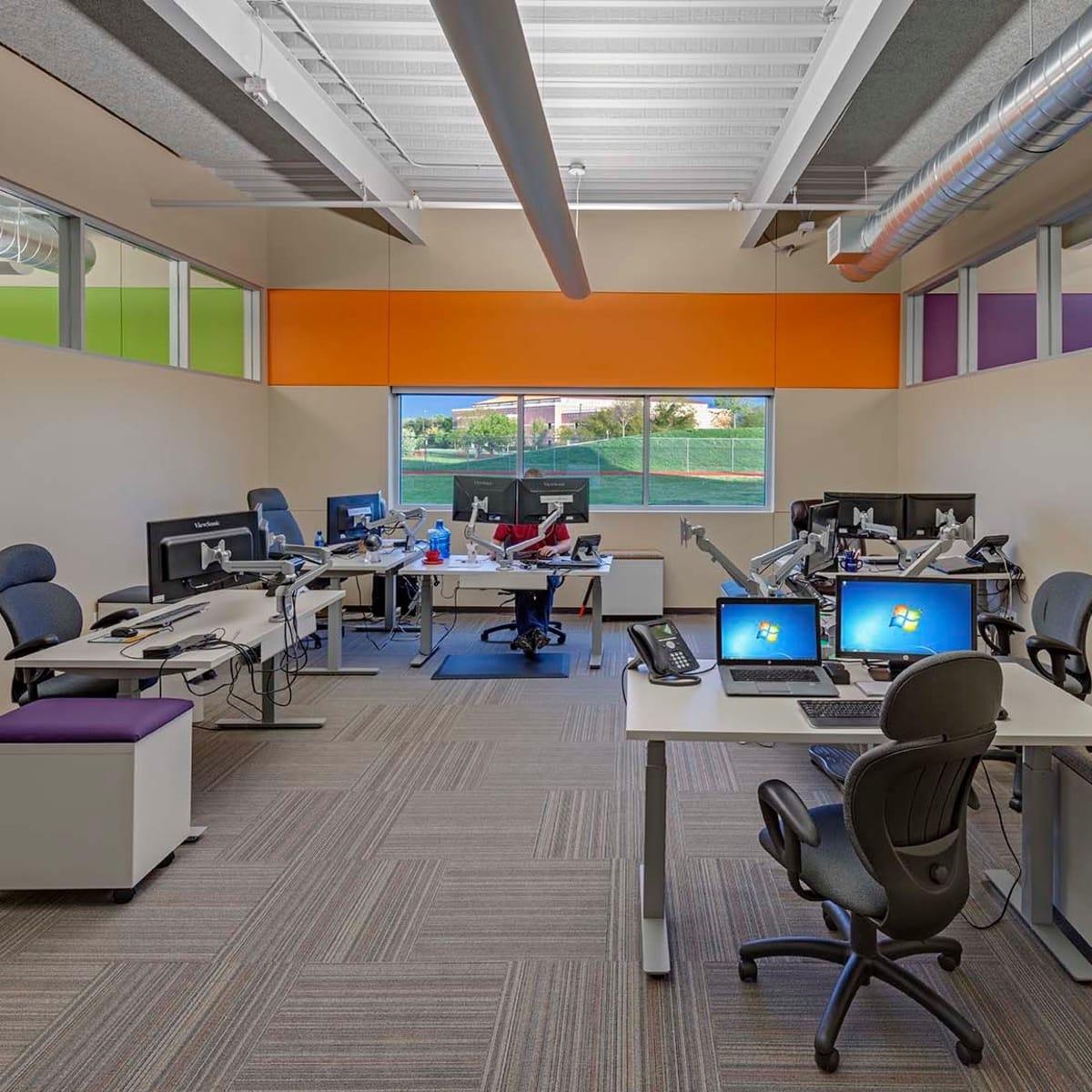HCSS office, June 2016,