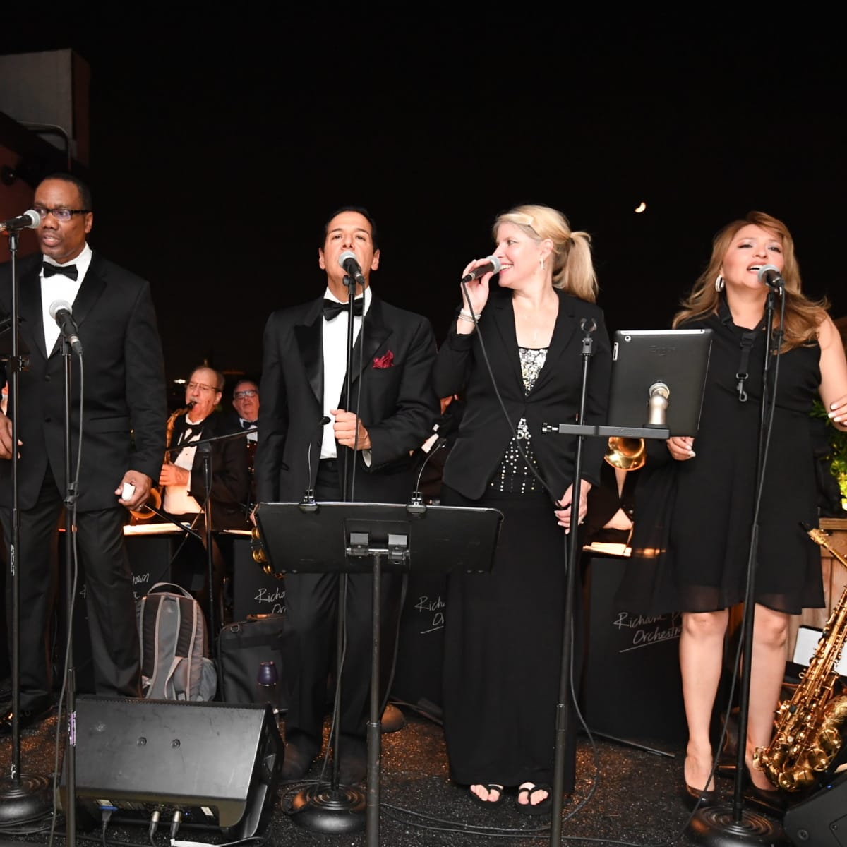 B&B 1st Anniversary, 6/16 Richard Brown Orchestra