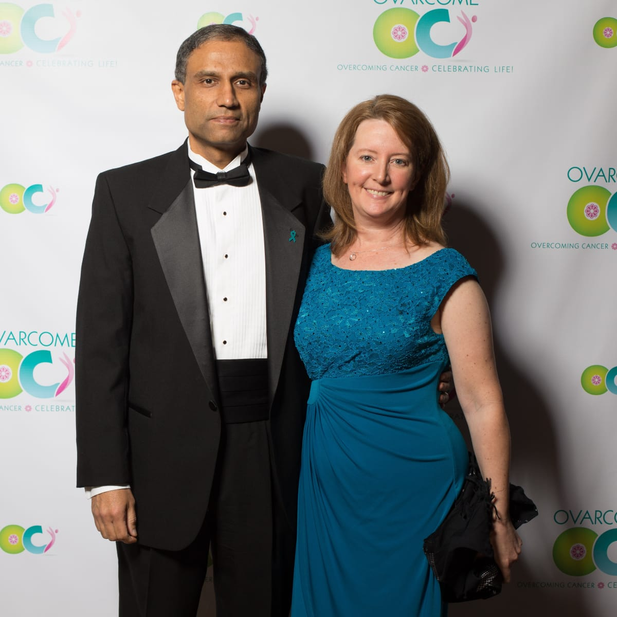 Houston, Ovarcome Gala, May 2016, Dr. Anil Sood, Kelly Sood