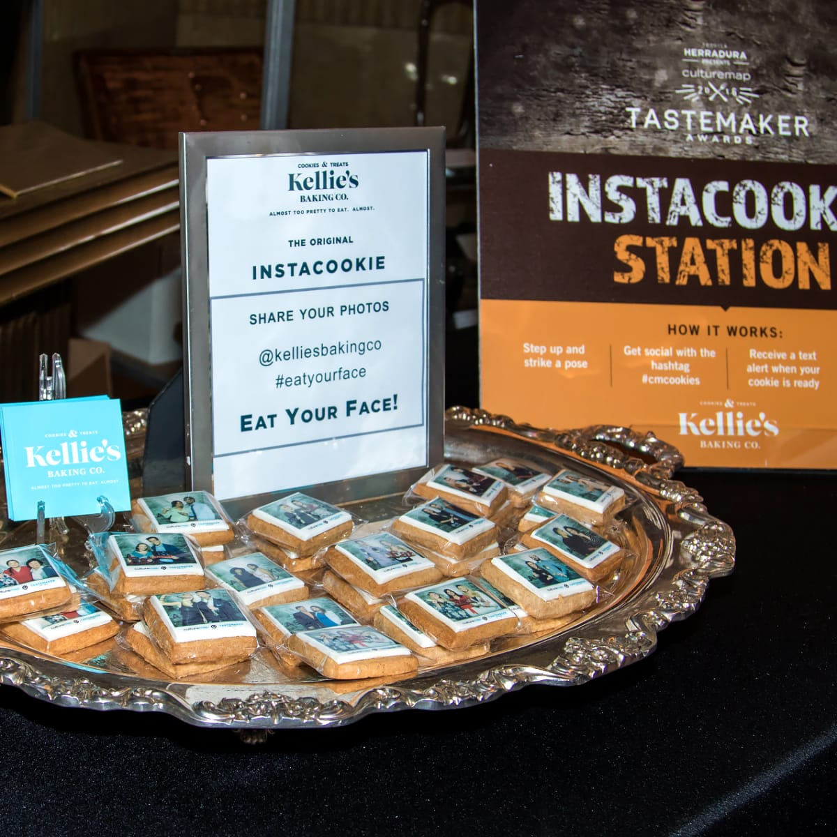 Kellie's Instacookie station