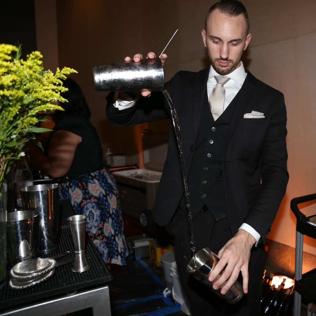 CultureMap Tastemaker Awards 2016 at Bob Bullock Museum Justin Lavenue The Roosevelt Room